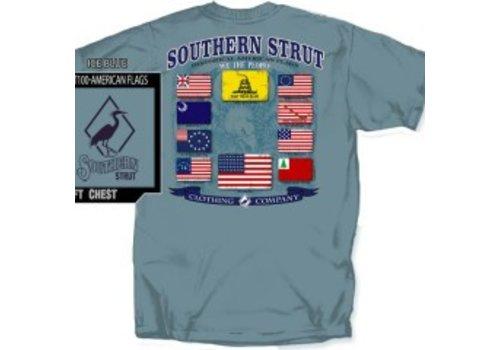 Southern Strut Southern Strut US Flags