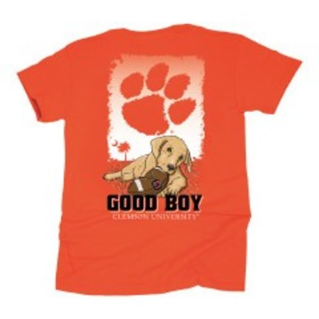 Clemson Good Boy T-shirt