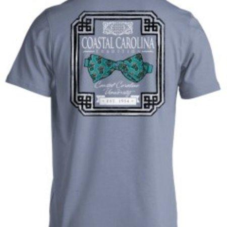 Coastal Carolina Bow Tie Emblem T-shirt LARGE