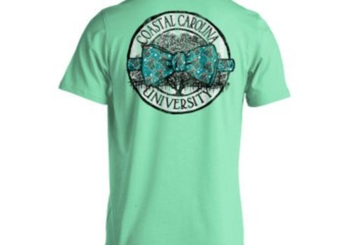Live Oak Brand Coastal Carolina Bow Tie T-shirt