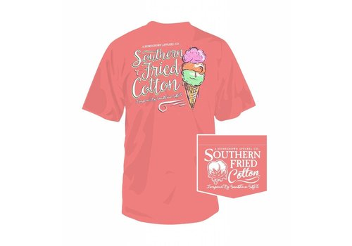 Southern Fried Cotton SFC 3 Scoops Ice Cream Watermelon