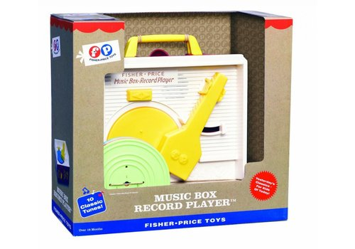 Schylling Fisher Price Record Player