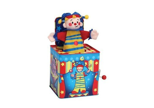 Schylling Silly Circus Jack In Box