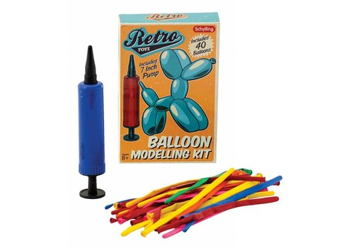 Schylling Retro Ballon Kit
