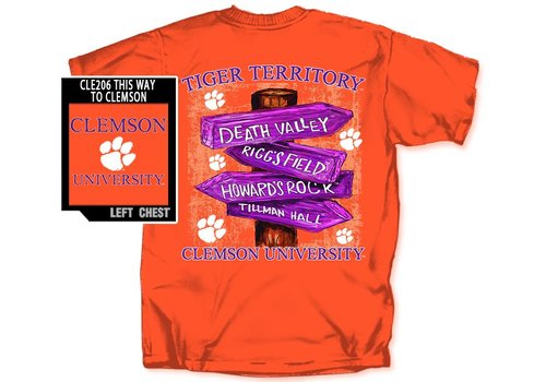 Southern Strut This Way Clemson