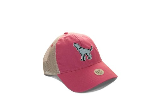 Southern Fried Cotton Southern Fried Cotton Polka Pointer Trucker Hat