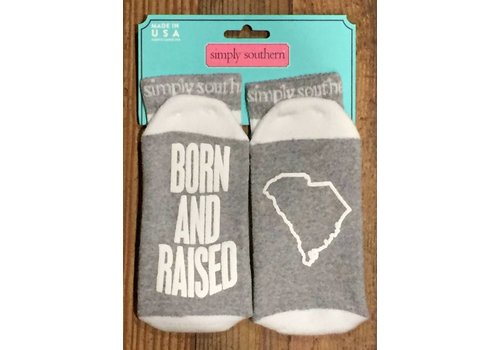 Simply Southern Simply Southern South Carolina Socks
