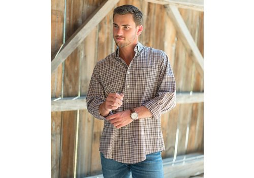 Southern Shirt Southern Shirt Co. Timber Plaid LS