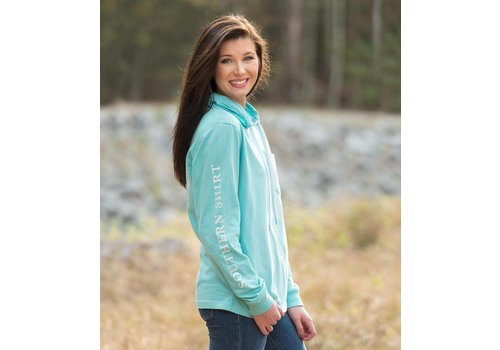 Southern Shirt Southern Shirt Co. LS Hoodie Tee
