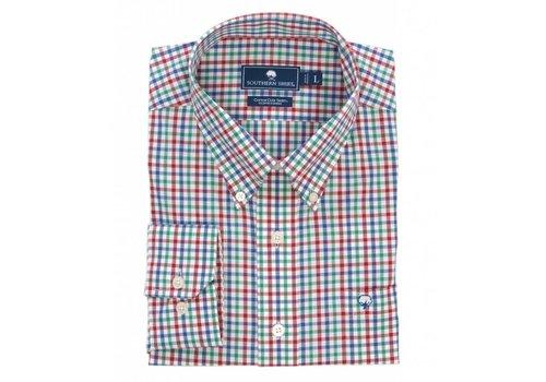 Southern Shirt Southern Shirt Co. Highlands Check Cotton Club