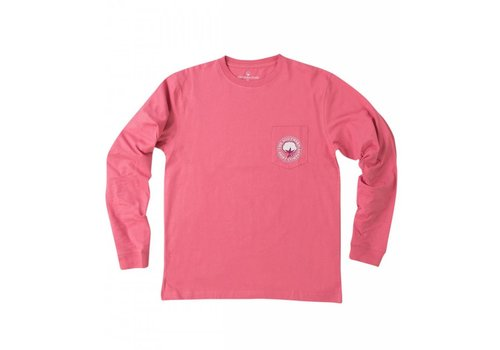 Southern Shirt Women's Mandala Logo LS