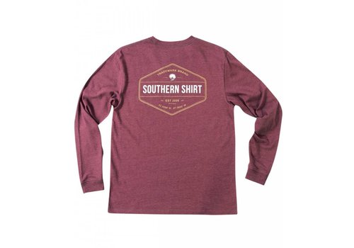 Southern Shirt Southern Shirt Co. Trademark Badge LS