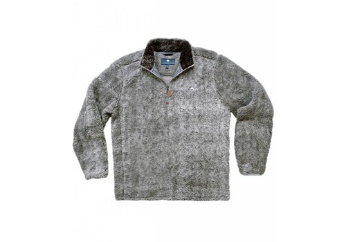 Southern Shirt Southern Shirt Co. Heathered Sherpa 1/4 Zip