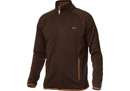 Drake Drake Knitted Fleece Full Zip