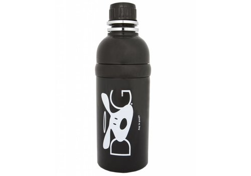 Dog is Good Pet Water Bottle with Roller Ball