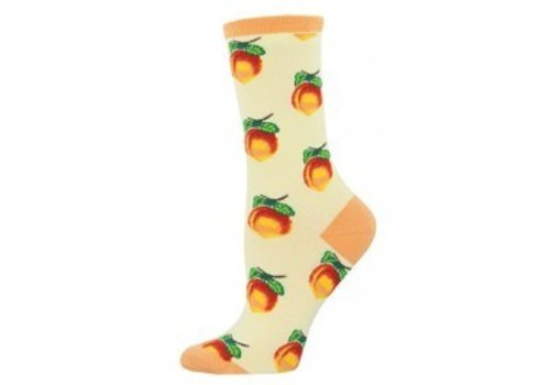 SockSmith Georgia Peach Crew Sock