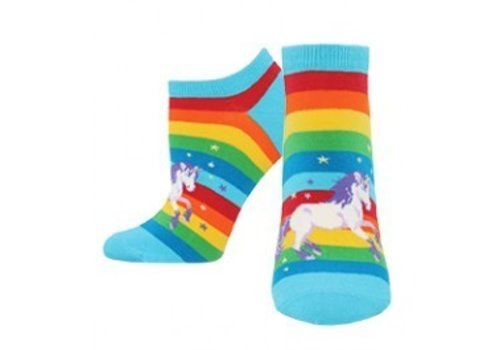 SockSmith Magical Unicorn Ankle Sock
