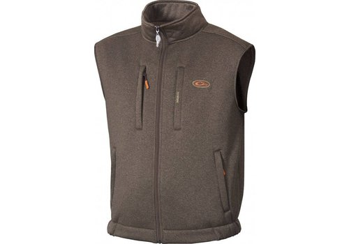 Drake Drake Soft Shell Fleece Vest