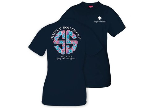 Simply Southern Youth Simply Southern Logo T-shirt