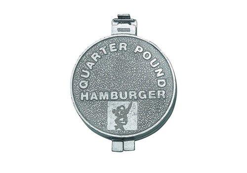 Harold Import Company Inc. Burger Press Aluminum