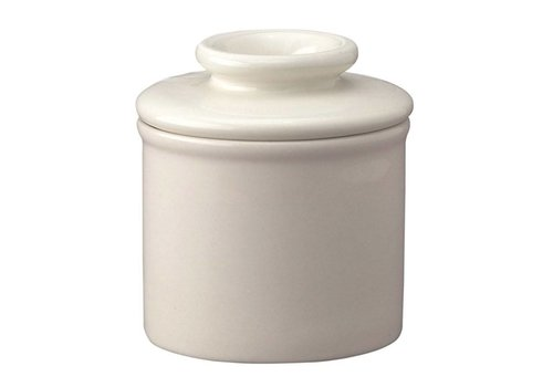 Harold Import Company Inc. Porcelain Butter Keeper