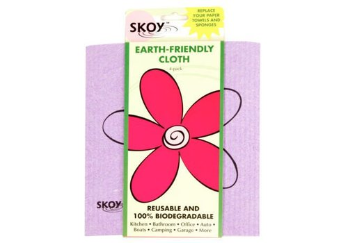 Harold Import Company Inc. Skoy Cleaning Cloth 4 pk