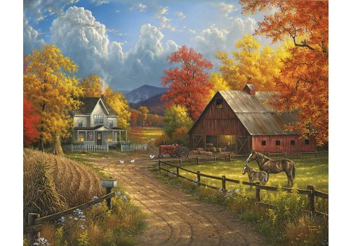 Country Blessings - 0216 1000 PC JIGSAW PUZZLE