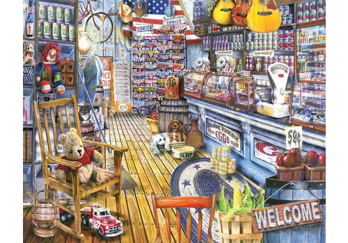 Jackson General Store 1000 PC JIGSAW PUZZLE