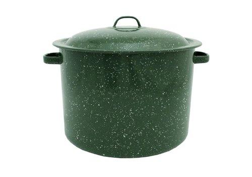 Granite Ware 12 qt. Corn Pot - Green