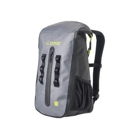 Yukon Outfitters Riptide Dry Pack Gray