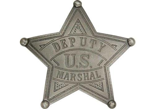 US Deputy Marshal Badge