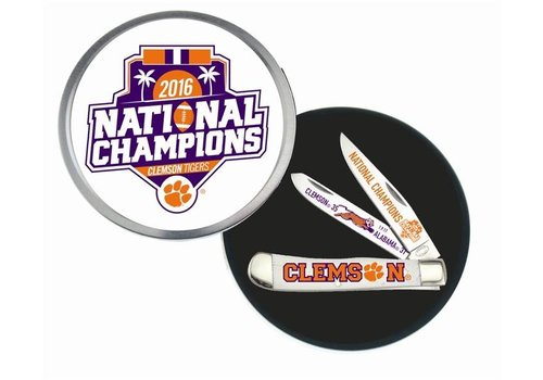 Frost Cutlery Clemson Championship with Tin