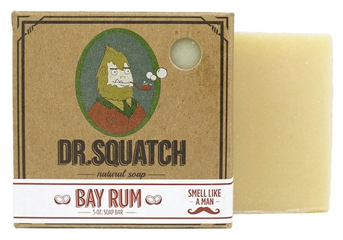 Dr. Squatch Dr. Squatch Bay Rum Soap