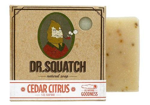 Dr. Squatch Dr. Squatch Cedar Citrus Soap
