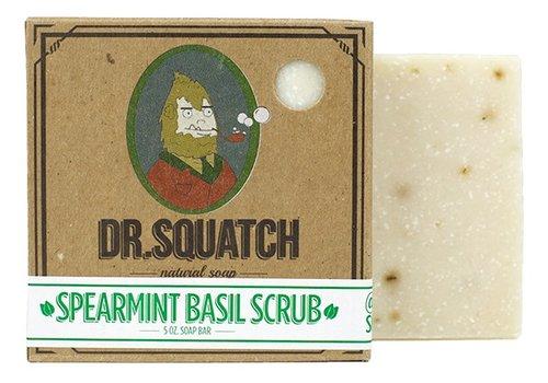 Dr. Squatch Dr. Squatch Spearmint Basil Soap