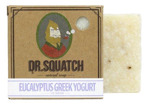 Dr. Squatch Dr. Squatch Eucalyptus Yogurt Soap
