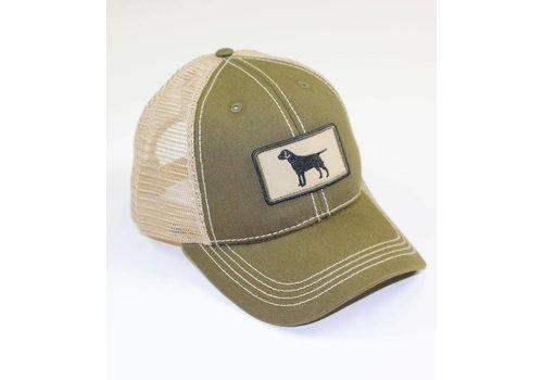 Southern Hooker Southern Hooker Black Lab Hat