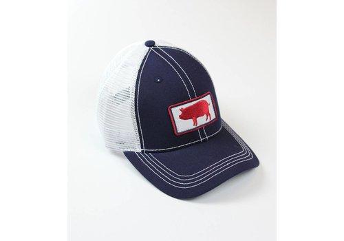 Southern Hooker Southern Hooker Pig Logo Hat
