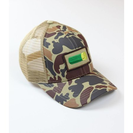 Southern Hooker Camo Bullet Hat