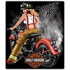 Ande Rooney Harley Davidson® Smokin' Hot Tin Sign