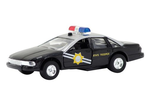 Schylling Diecast Sonic Police