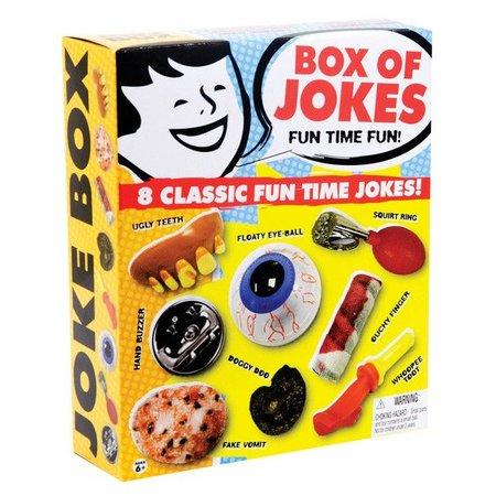 Joke Box 8 Classic Jokes