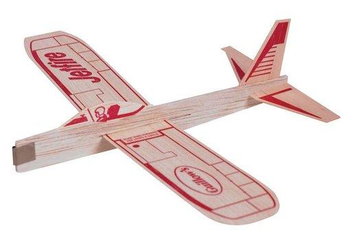 Schylling Guillow's Jet Fire Balsa Glide 2 Pack