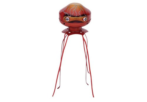 Schylling Martian Invader Wind-up Tin Toy