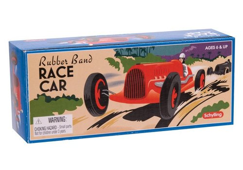 Schylling Rubber Band Car