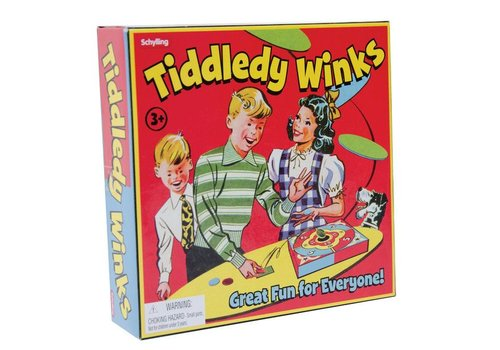 Schylling Tiddledy Winks Game