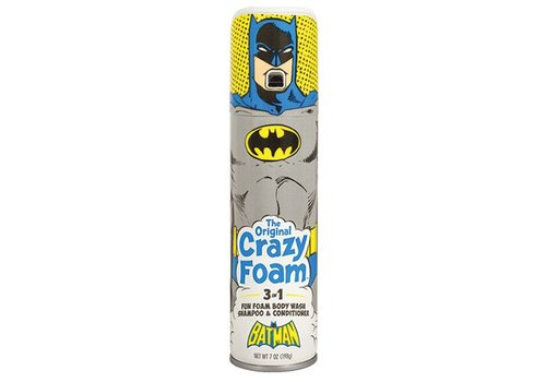 Schylling DC Originals Batman Crazy Foam