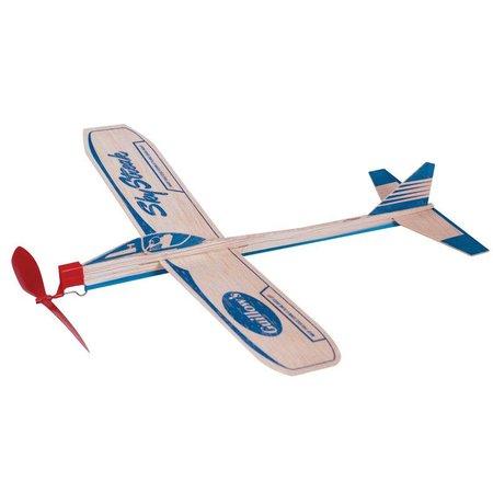 Guillow's Sky Streak Balsa Plane 2 Pack