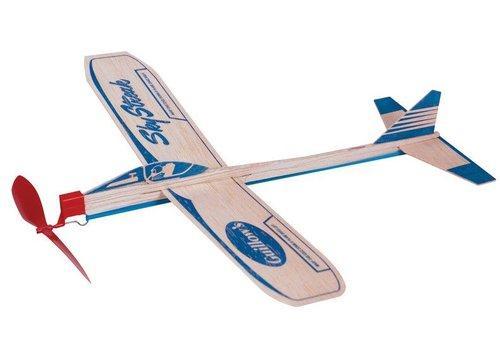 Schylling Guillow's Sky Streak Balsa Plane 2 Pack