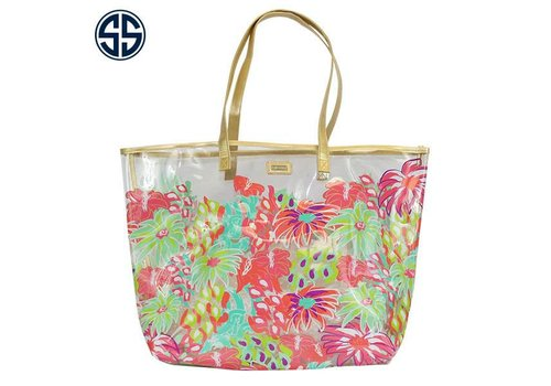 Simply Southern Simply Southern Jungle Clear Purse